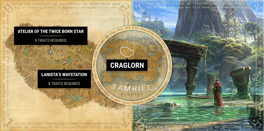 Sets/Traits - The Elder Scrolls Online